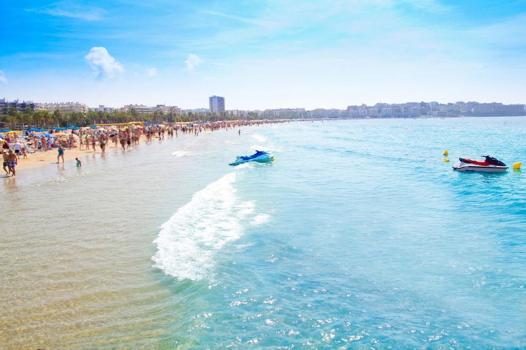 Urlaub an der Costa Dorada