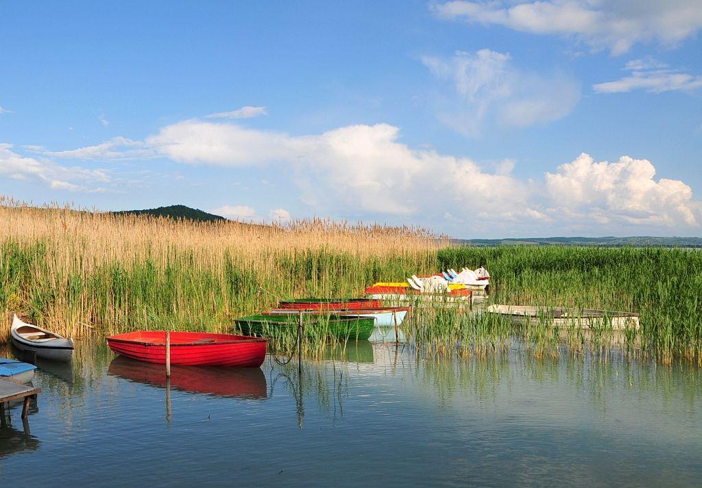 Urlaub in Balatonfüred